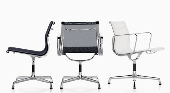 Vitra Aluminium Chair - Produktbeispiele