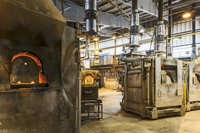 Iittala Fabrik