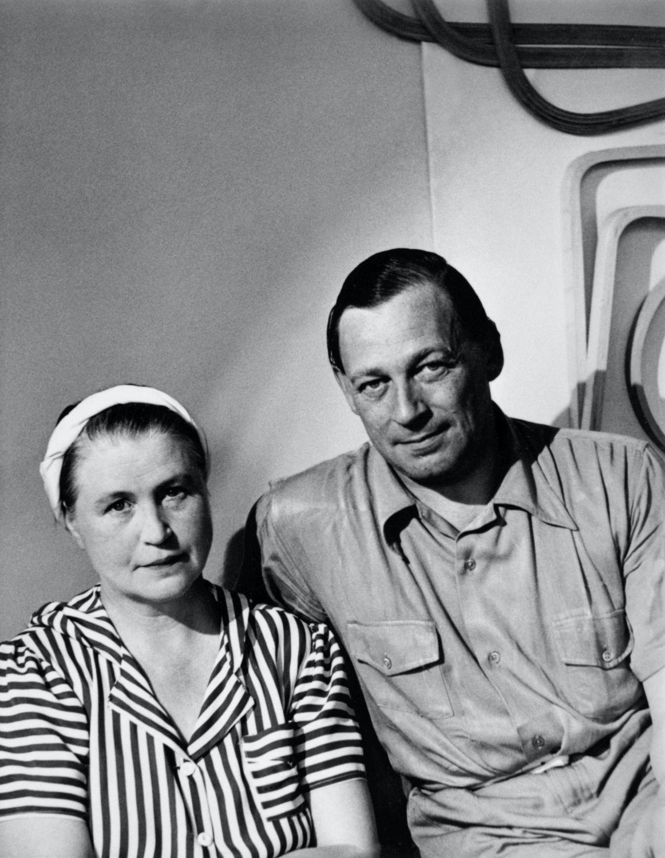 Aino & Alvar Aalto / Kaj Franck