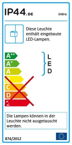 Energielabel Intro