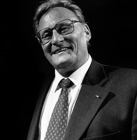 USM Haller Designer Paul Schärer jr.