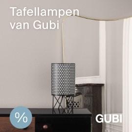 gubi tafellampen actie home office